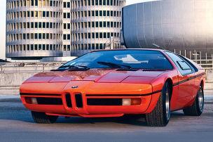 100 Jahre BMW: Entw�rfe ohne Zukunft