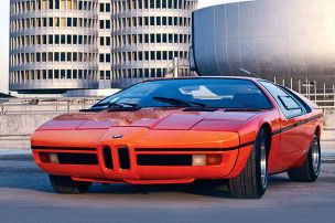 100 Jahre BMW: Entwürfe ohne Zukunft