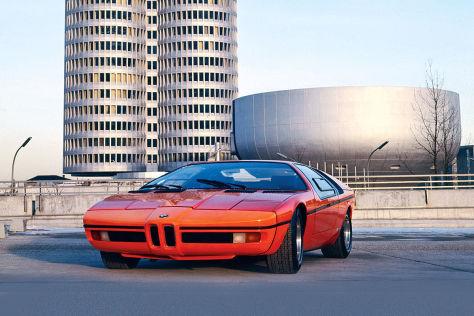 BMW-Fakten: Diese BMW schrieben Geschichte