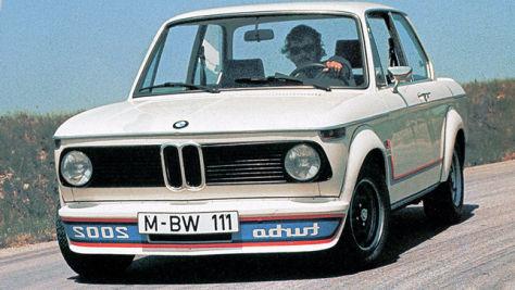 100 Jahre BMW: markante Design-Details