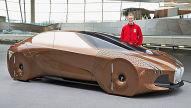 BMW Vision Next 100 (2016): Check