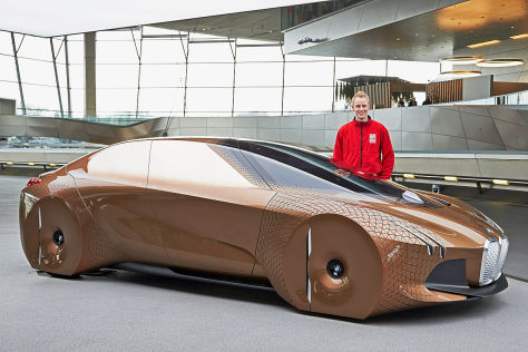 BMW Vision Next 100 (2016): Check