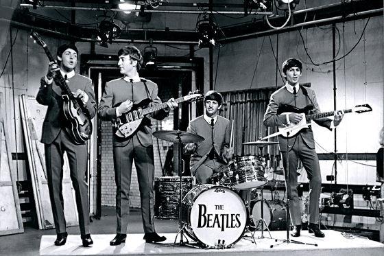 E-Type vom Beatles-Helfer
