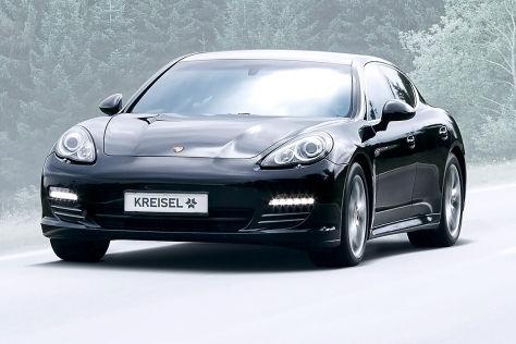 Porsche Panamera Electric von Kreisel