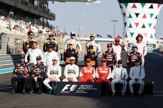 F1-Fahrer