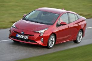 Toyota Prius: Test