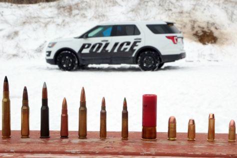 Ford Police Interceptor: Explorer mit Panzer-Türen