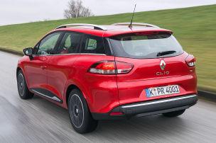 Renault Clio Grandtour: Dauertest