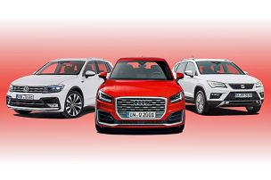Audi Q2/Seat Ateca/VW Tiguan: Kaufberatung