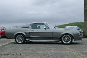 Shelby Mustang GT500 steht zum Verkauf