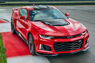 Chevrolet Camaro ZL1 (New York 2016): Vorstellung