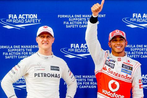 Schumacher & Hamilton