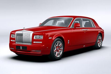 Schmuckstück Rolls-Royce