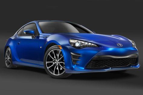 Toyota GT84 FL (NYIAS 2016): Vorstellung