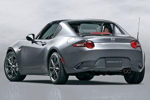 Mazda MX-5 RF (New York 2016): Vorstellung