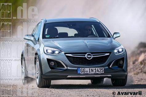Opel Astra Country Tourer (2016): Vorschau