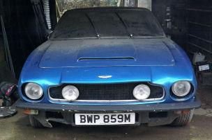 Kampf um Aston Martin