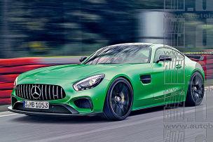 Mercedes-AMG gibt Gas