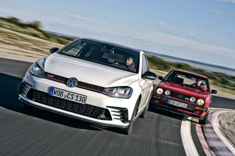 VW Golf GTI Clubsport VW Golf II GTI 16V