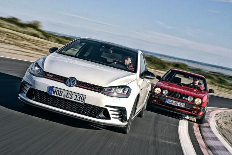 VW Golf GTI Clubsport VW Golf II GTI 16V