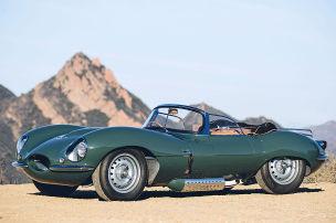 Jaguar XKSS (1957-2017): Neuauflage