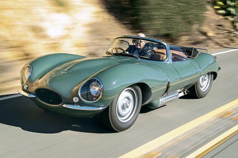 Jaguar XKSS (2017)