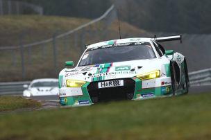 24h N�rburgring: Audi mit DTM-Piloten