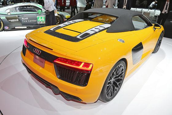 Audi gibt was auf die Ohren