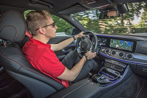 Mercedes-AMG E 43 Limousine/T-Modell (2016): Fahrbericht