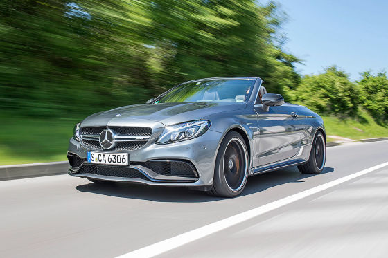mercedes amg c 63 s cabrio im test fahrbericht. Black Bedroom Furniture Sets. Home Design Ideas