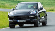 VW Touareg/Porsche Cayenne: R�ckruf