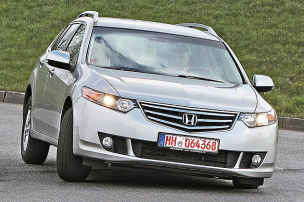 Honda Accord (Typ CU/CW): Gebrauchtwagen-Test