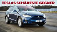 E-Auto-Marken: Konkurrenz für Tesla