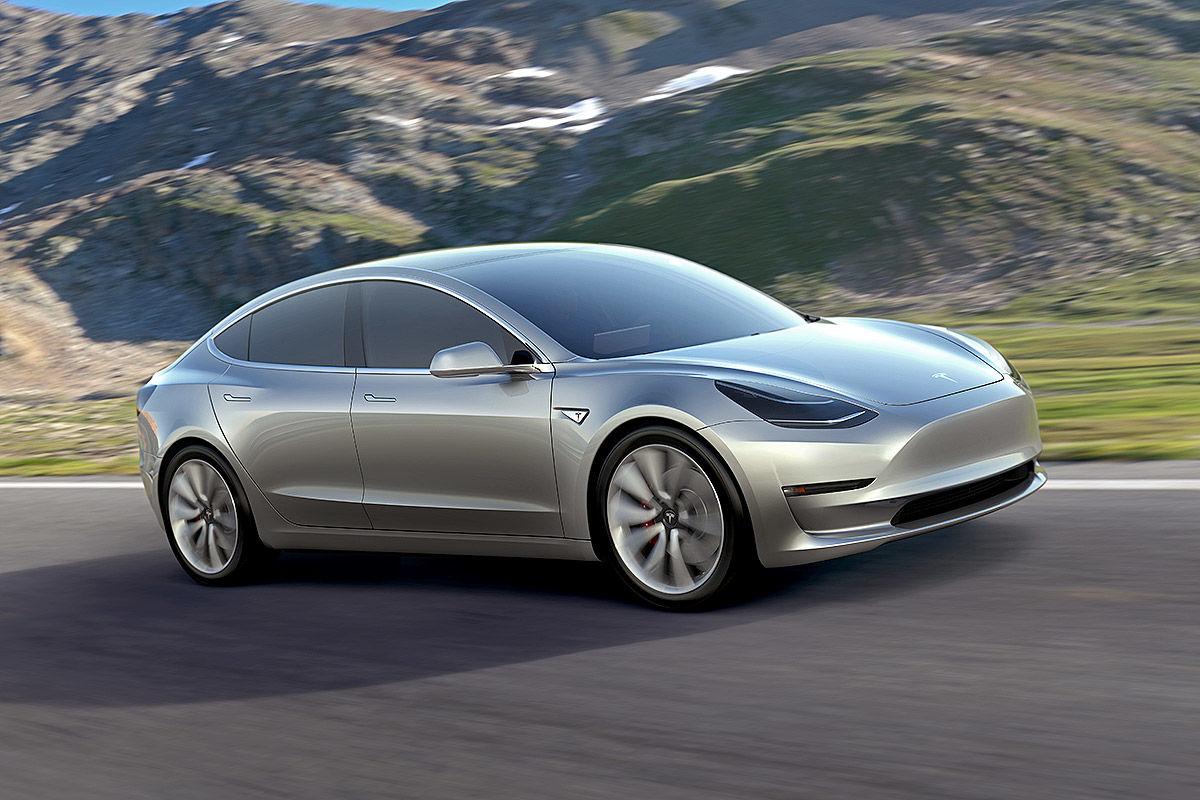 Tesla Model 3 2017 Bilder Test Und Infos Bilder