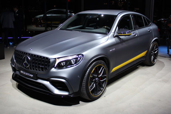 mercedes amg glc coup 63 s 2017 test preis edition 1. Black Bedroom Furniture Sets. Home Design Ideas
