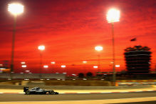 Rosberg mit perfektem Freitag