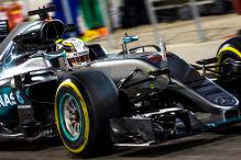Daimler baut F1-Team neue Kupplung