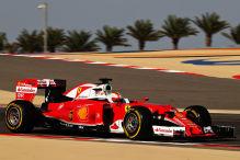 Vettel toppt Abschlusstraining