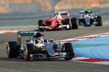 Mercedes-Stars vor gro�em Kampf