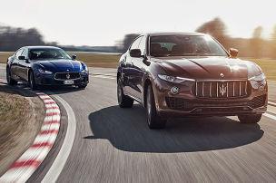 Maserati Levante/Maserati Ghibli im Test: Vergleich