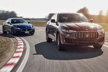 Wie viel Maserati steckt im Levante?