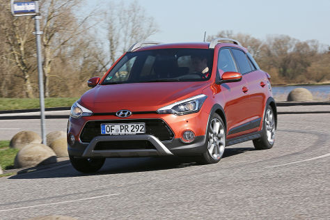 Hyundai i20 Active (2016): Fahrbericht