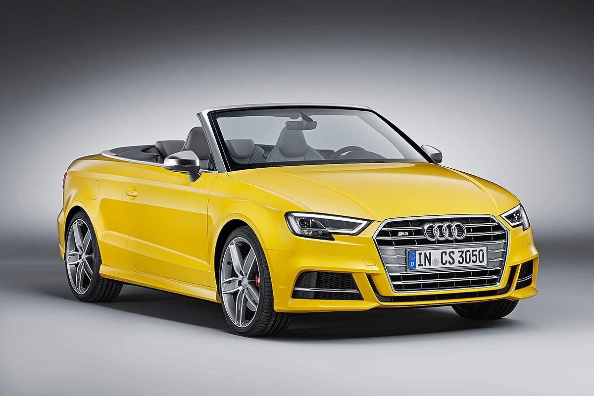 Audi A3 Facelift 2016 Vorstellung Bilder Autobild De