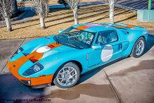 Jungfr�ulicher Ford GT sucht ersten Fahrer