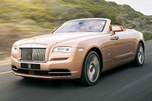 From Dusk till Dawn im Rolls-Royce