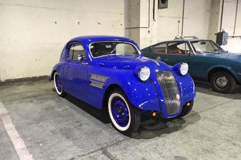 Skoda Popular Aerodynamic (1934)