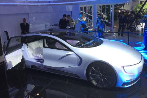 Beijing Auto Show 2016: Vorschau