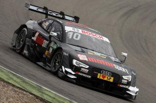 DTM-Test: Deb�t f�r den ABMS-Audi