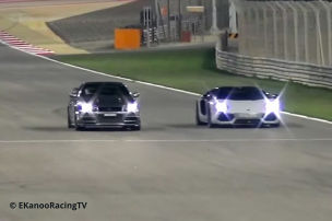 Video: Nissan Skyline vs. Lamborghini Aventador