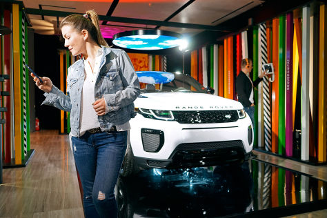 Lifestyle: Jaguar und Land Rover